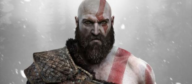 """God of War 4"" is expected to arrive as a PlayStation 4-exclusive in 2018 (via YouTube/PlayStation)"