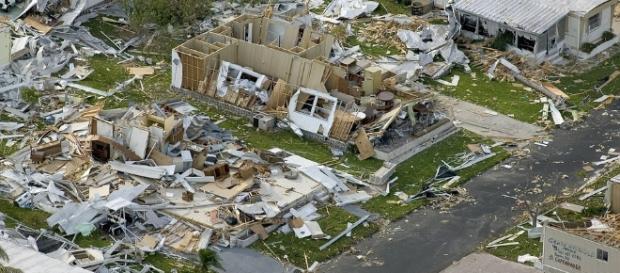 Hurricane, Devastation, Image via Pixabay.
