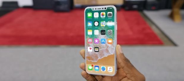 iPhone 8 - YouTube/Marques Brownlee Channel