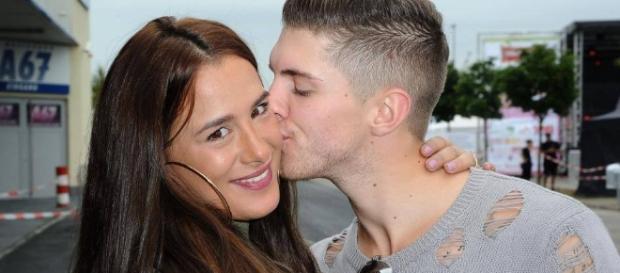 Justine Heindle (27) und Joey Heindle (24) träumen vom großen Elternglück / Foto: ok-magazin.de