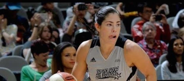 Kelsey Plum will finish out her rookie season on the road against the Indiana Fever. [Image via WNBA/YouTube]