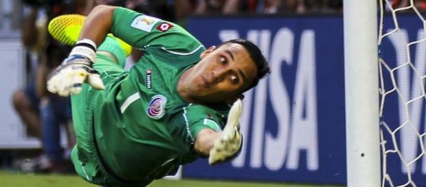 Keylor Navas - Danilo Borges/Portal da Copa via Wikimedia Commons