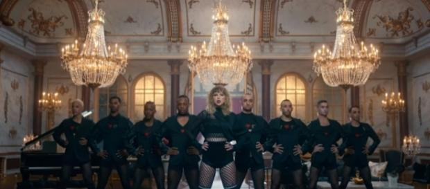 Look What You Made Me Do, Taylor Swift- (YouTube/Taylor Swift Vevo)