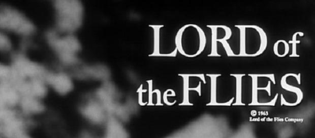 'Lord of the Flies' film from 1963 featured an all boys cast \ wikimedia