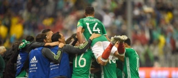 México clasifica para el Mundial de Rusia 2018