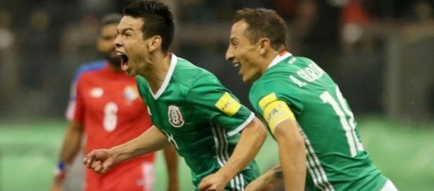 México é a quinta seleção classificada para o Mundial