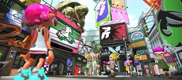 """Splatoon 2"" players can now join the Splatfest and get a new weapon for free. (Nintendo)"