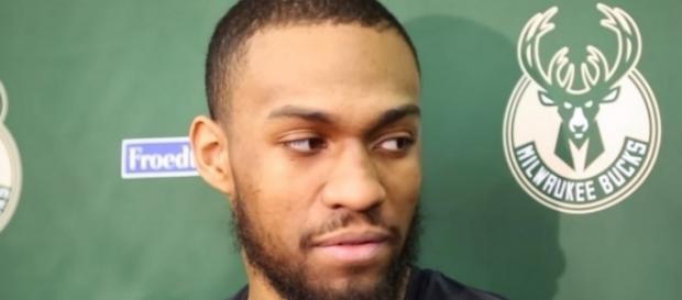The Bucks have plans of re-signing forward Jabari Parker -- Milwaukee Bucks via YouTube