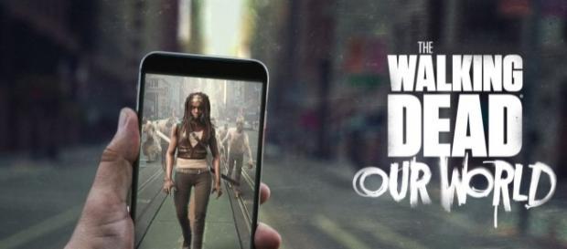 'The Walking Dead: our world', AMC annuncia il nuovo gioco di realtà aumentata.