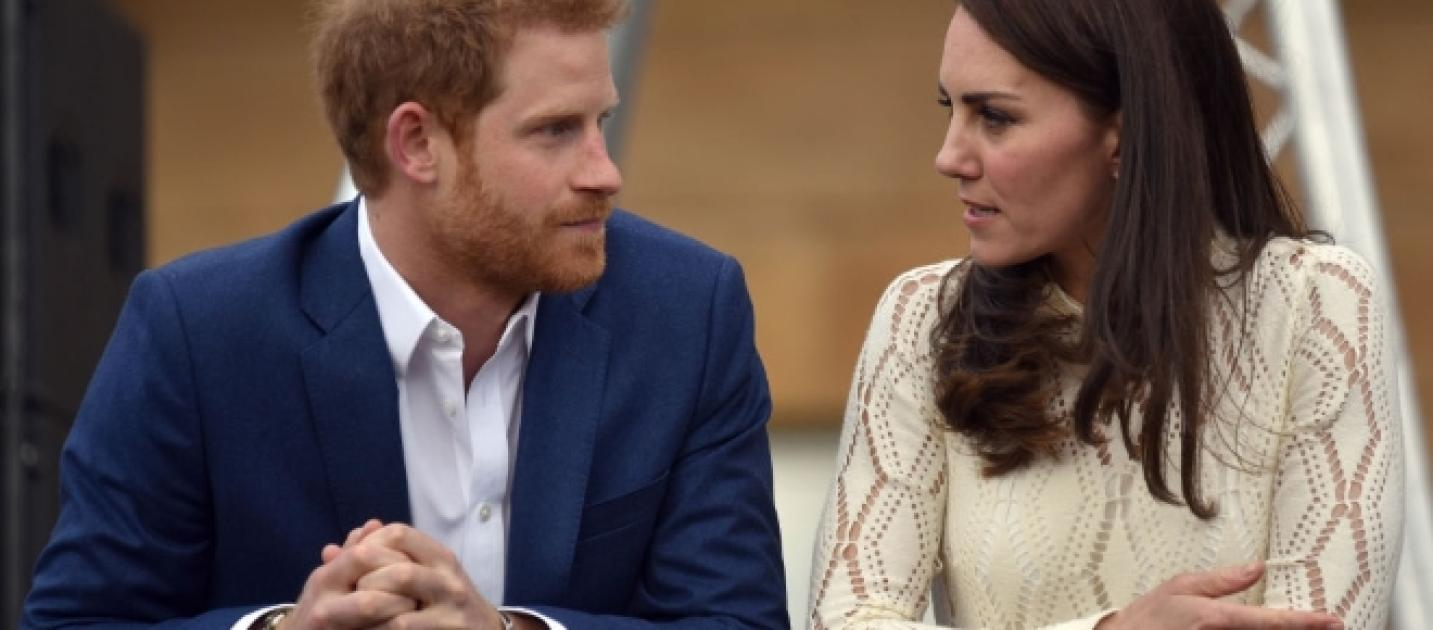 Matrimonio Harry E Meghan : Kate middleton contraria al matrimonio del principe harry