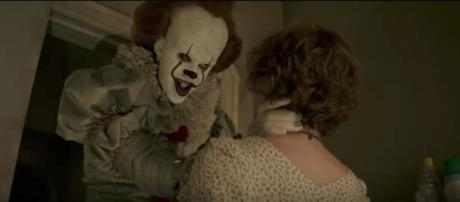 """""""It"""" is expected to pass """"The Exorcist"""" as the highest domestic grossing horror film of all time - YouTube/Warner Bros. Pictures Channel"""