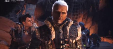 """""""Monster Hunter: World"""" to be released early next year - YouTube/XCageGame"""