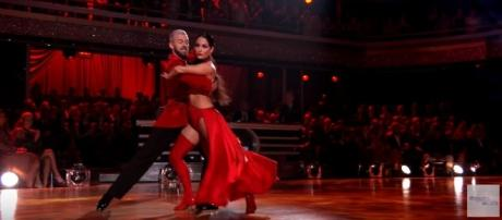 Nikki Bella's performance, Image Credit: Dancing With The Stars / YouTube