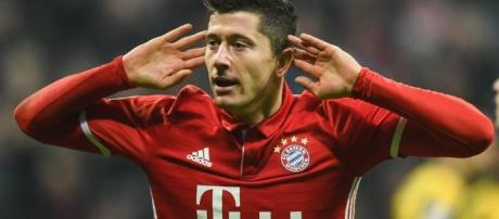 Robert Lewandowski has been linked with several clubs, including Real Madrid