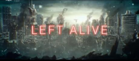 """Square Enix reveals their upcoming video game titled """"Left Alive"""" - Youtube/Azarioplays"""