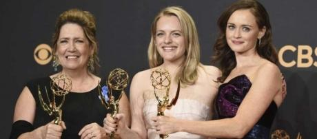 Veep' and 'The Handmaid's Tale' win top Emmy Award prizes - SFGate - sfgate.com