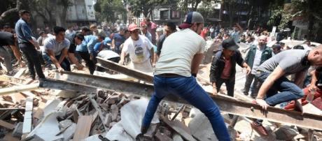 El terremoto de México causó numerosos daños. -videos.html