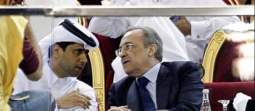 Après le FC Barcelone, c'est au Real Madrid que Nasser El Khelaïfi souhaite désormais faire ses courses pour le PSG.