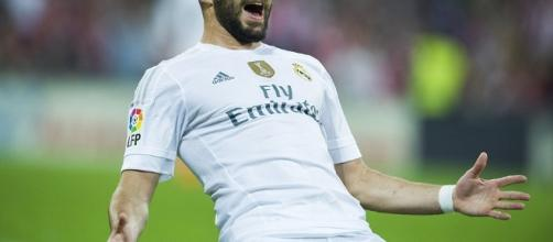 Athletic Bilbao 1-2 Real Madrid: Karim Benzema double sends Rafa ... - dailymail.co.uk