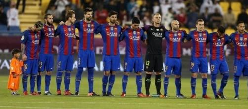 Barcelona F.C. sometido a control de dopaje