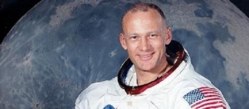 Buzz Aldrin circa 1969 - Image Credit: NASA