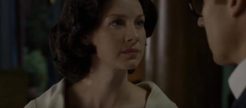 """Caitriona Balfe and Tobias Menzies shared the fate of their characters in """"Outlander"""" Season 3. Photo by televisionpromosdb/YouTube Screenshot"""