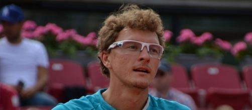 Denis Istomin will next play face lucky loser Yannick Maden -- SweTennis via WikiCommons
