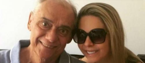 Filhos do jornalista entra em confronto com Luciana Lacerda
