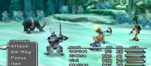 'Final Fantasy IX' gameplay. [image source: YouTube/OSIRIS)