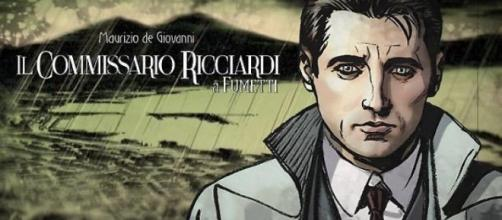 Il Commissario Ricciardi nella trasposizione a fumetti