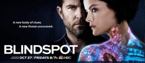 "Jaimie Alexander returns as Jane in ""Blindspot"" Season 3. (Photo:NBC/screencap)"