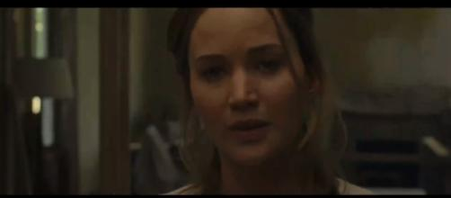 Jennifer Lawrence | credit, Looper, YouTube screenshot