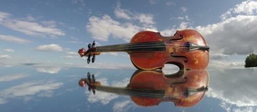 La música es un elemento esencial para la paz. Public Domain.