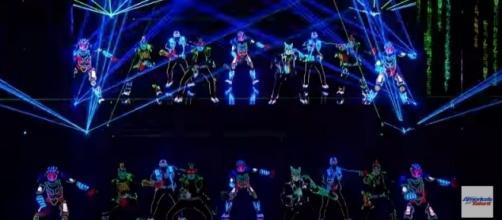 Light Balance, Image Credit: America's Got Talent / YouTube
