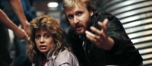 Linda Hamilton will be working with James Cameron again for 'Terminator 6.' ~ Facebook/TheTerminator