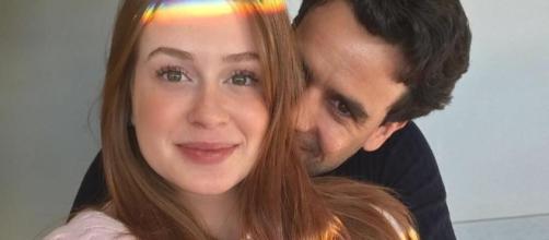 Marina Ruy Barbosa se casa com Xandy Negrão