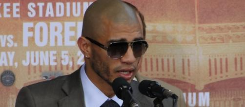 Miguel Cotto/ photo by Bryan Horowitz via Flickr
