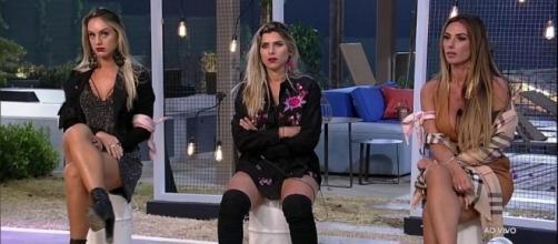 Nicole Bahls e Monick Camargo na Roça e Ana Paula Minerato é a nova líder da semana em 'A Fazenda 9'