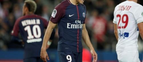 PSG-OL (2-0) : Cavani-Neymar, premières discordes ? - Le Parisien - leparisien.fr