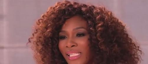 Serena Williams pens personal letter to her mother. YouTube/Anderson
