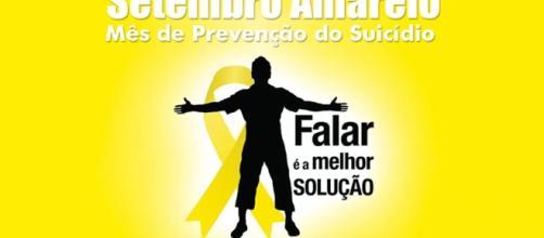 Setembro Amarelo foi criado para prevenir suicídios