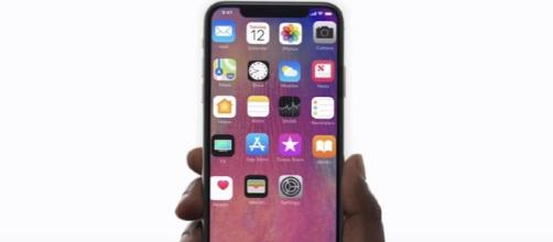 The Apple iPhone X is not impressing Android users - youtube screen capture / Apple