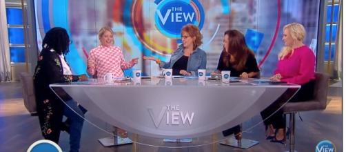 Meghan McCain joins 'The View' and is already in the hot seat Image - The View | Youtube