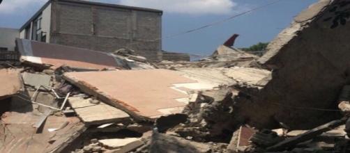 Un nuevo terremoto azota la CDMX atemorizando a la sociedad