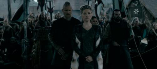"""Vikings"" Season 6 cast and crew might film in Russia and India. Photo by History/YouTube Screenshot"