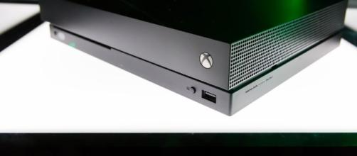 Xbox One X game console - Marco Verch/Flickr
