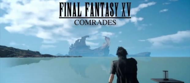 'Final Fantasy XV' is getting a multiplayer expansion. [image source: YouTube/ HupCapNinja]