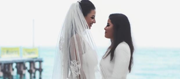 MYHYV: esta pretendienta se casa con su novia