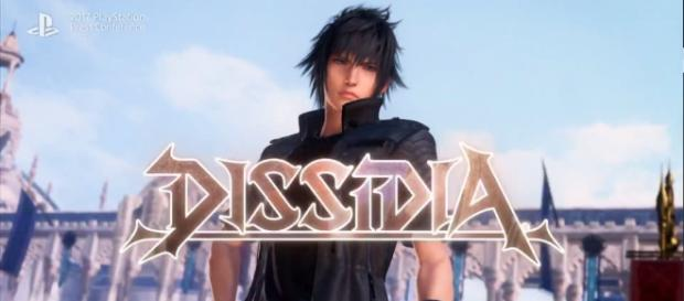 Noctis in 'Dissidia Final Fantasy NT' [image source: YouTube/Square Enix NA]