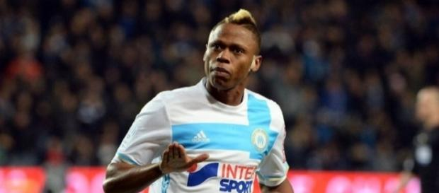 OM : Njie au top, Germain le flop (photo via borozani.com)